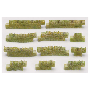 Granite Stone Wall Pack No. 3 - Hornby Train Accessories 00 Gauge