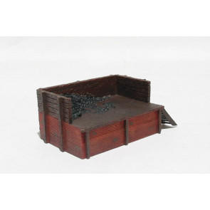 Coaling Stage R8587 - Hornby Train Accessories 00 Gauge