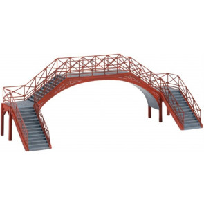 Hornby Skaledale Accessories R8641 Station Platform Pedestrian Footbridge Kit