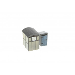 R9782 Utility Lamp Huts (2 Pack) - Hornby Train Accessories 00 Gauge