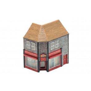 The Toy Shop Scott's Toy Emporium - Hornby Trains Skaledale Buildings 00 Gauge