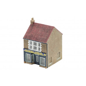 The Hardware Store Bachelor's - Hornby Trains Skaledale Buildings 00 Gauge
