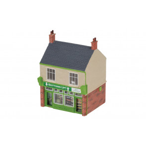 "The Off Licence ""Bottoms Up""  - Hornby Trains Skaledale Buildings 00 Gauge"