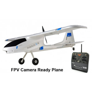 Volantex UAV Ranger FPV Camera Ready Plane RTF 1400mm with Gyro