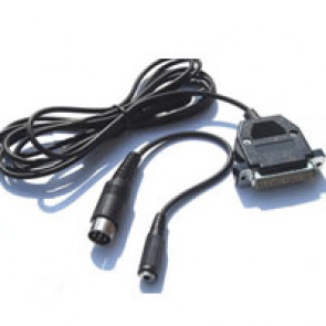 RC System Parallel Interface Cable & Driver (Jr,Futaba,Hitec)