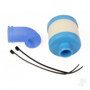 Radient Air Filter Kit, Universal 1/8