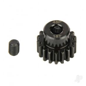 Radient Pinion Gear, 48P, Steel 18T