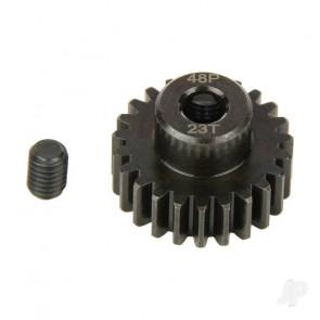 Radient Pinion Gear, 48P, Steel 23T