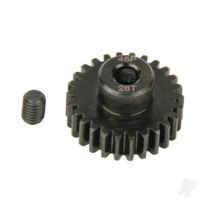 Radient Pinion Gear, 48P, Steel 26T