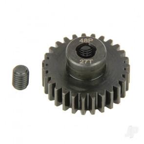Radient Pinion Gear, 48P, Steel 27T