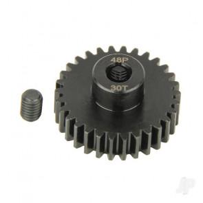 Radient Pinion Gear, 48P, Steel 30T