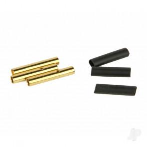 Radient Bullet Connectors, 2mm Female (3 pcs)