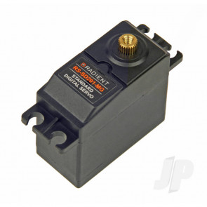 Radient RS-SD201-MG Standard Servo 10kg Digital High Torque Metal Geared