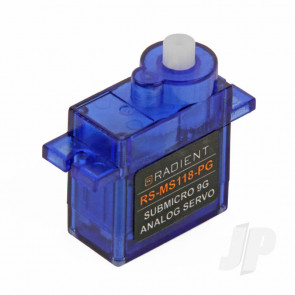 Radient RS-MS118-PG Micro Servo 9g Analog