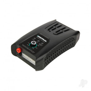 Radient Mistral LED LiPo-NiMH 5A Charger (UK)