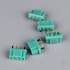 Radient Multiplex Female (Battery End) (5 pcs)