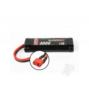 Radient NiMH 7.2V 4000mAh SC Stick RC Car Battery w/Deans Connector