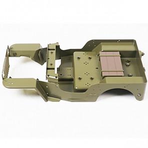 Roc Hobby 1:6 1941 Mb Scaler Car Body Shell