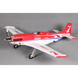 Roc Hobby Strega P51 Sport Racer ARTF with Retracts - no Tx/Rx/Bat