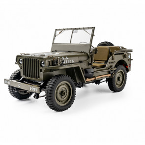 Roc Hobby 1941 Willys Mb 1/12th Scaler Rtr
