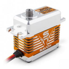SAVOX SB2282SG HV CNC DIGITAL BRUSHLESS SERVO 23KG/0.075s@7.4V