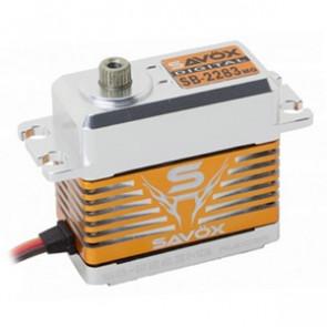 SAVOX SB2283MG HV CNC DIGITAL BRUSHLESS SERVO 10KG/0.048s@7.4V