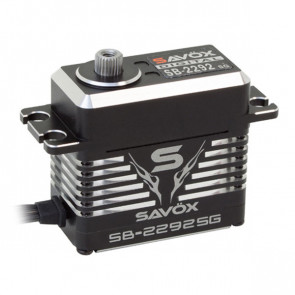 SAVOX SB2292SG HV CNC MONSTER BRUSHLESS SERVO 31KG/0.07s@7.4V