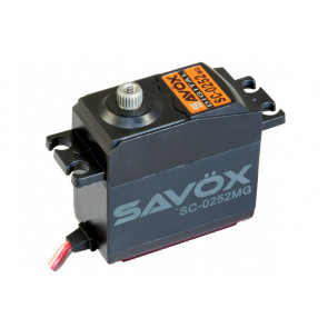 Savox Standard Size High Performance Metal Gear Digital Servo 10.5KG@6V