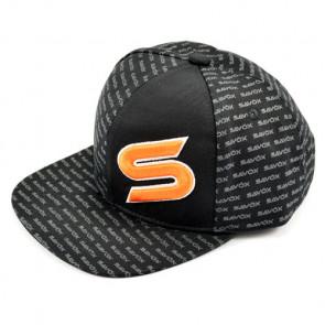 SAVOX 2015 CAP BLACK w/BLACK PEAK