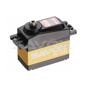 Savox SC1256TG High Torque Titanium Coreless Digital Servo 20KG@6.0V