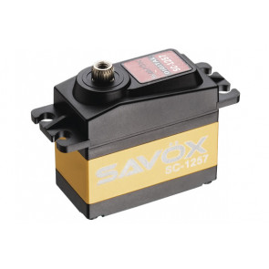 Savox SC1257TG High Torque Titanium Coreless Digital Servo 10KG@6.0V
