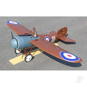 Seagull 1/5 Scale 71in Bristol M1C Monoplane RC Model Plane