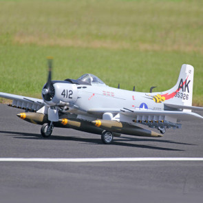 Seagull Skraider 35 - 60cc 86in Grey RC Model Plane