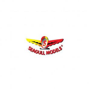 Seagull Piper Twin Comanche Fuselage Cowl (for SEA-134)