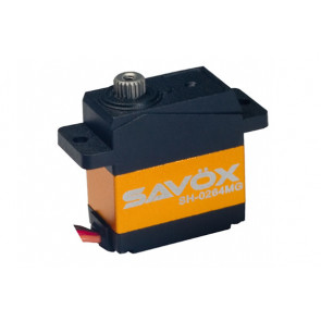 Savox SH0264MG Micro Size High Speed Metal Gear Digital Servo