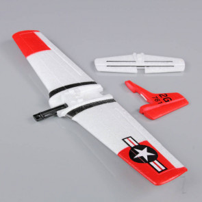 Sonik RC Main Wing and Tail (Painted) (T28)