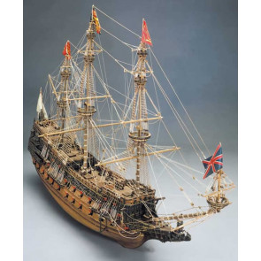 Mantua Sergal Sovereign Of The Seas 1:78 Scale Kit (787)