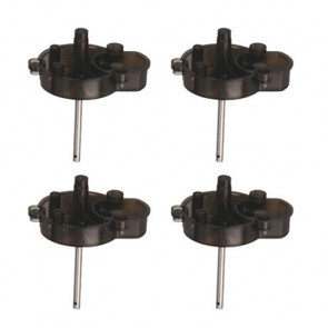 Syma X8C, X8W and X8G Quadcopter Drone Main Shaft Set - Pack of 4