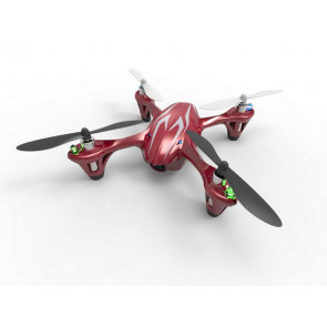 Hubsan X4 Quadcopter RTF with Video Camera, LED Lights, Mode 1 Transmitter