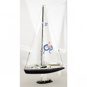 Hobby Engine RC University Club Sail Yacht 2.4GHz Radio - Great Fun!