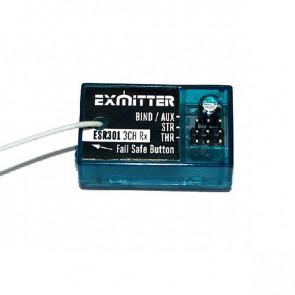 Volantex Esr301 3-Ch Receiver