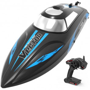 VOLANTEX RACENT VECTOR 30 RTR RC RACING BOAT BLACK