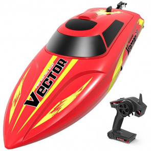 VOLANTEX RACENT VECTOR 30 RTR RC RACING BOAT RED