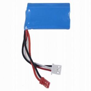Volantex Vector 28/Tumbler/Claymore 7.4V 360mAh 2S 15C Li-ion Battery - Red JST Plug
