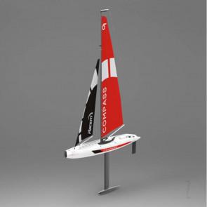 Volantex Compass 650 Sailboat RTR