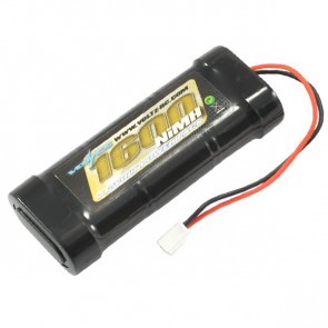 Voltz 6 Cell 1600Mah 7.2v NiMH Stick Battery W/Micro Connector