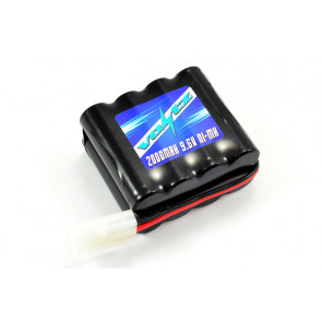 Voltz 9.6V 2000mAH AA Hump Battery Pack with Tamiya Plug