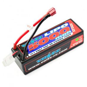 VOLTZ 5000mah 3S 11.1V 50C HARDCASE LIPO STICK PACK BATTERY