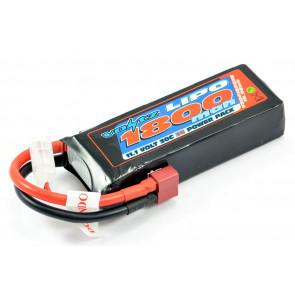 Voltz 1800mAh 3S 11.1V 30C LiPo RC Battery w/XT60 Connector Plug
