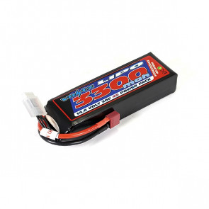 Voltz 3300mAh 4S 14.8V 30C LiPo RC Battery w/Deans Connector Plug